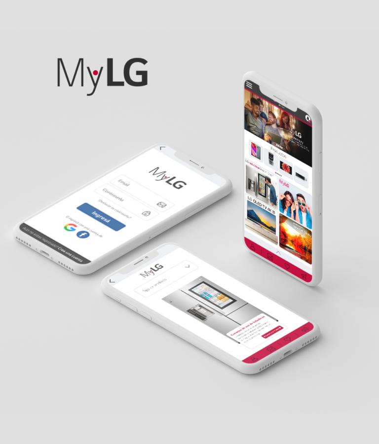 MyLG – APP